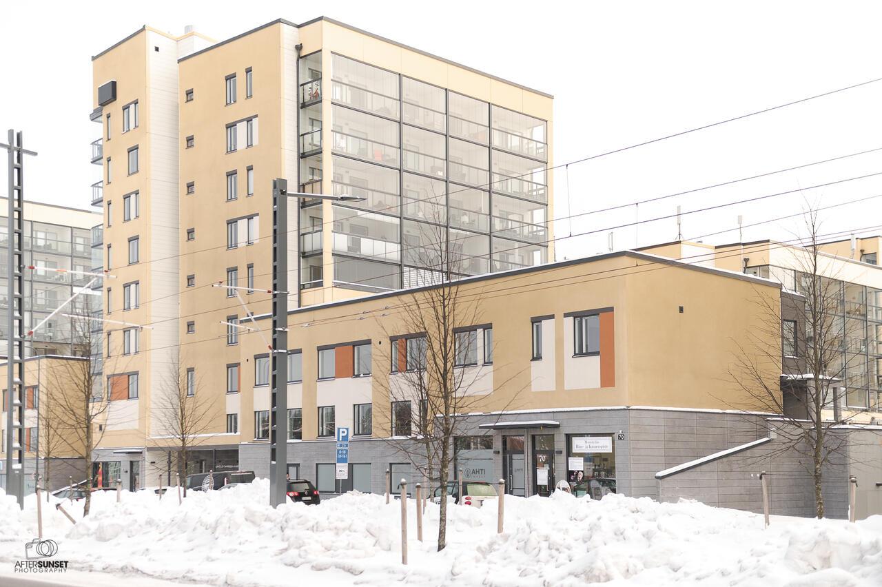 Sammonkatu 2 Tampere