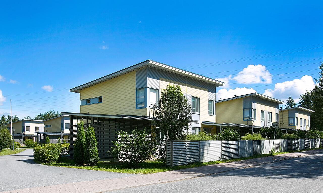Asumisoikeusasunto Turku