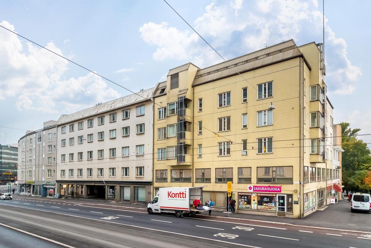Kaksio Helsinki