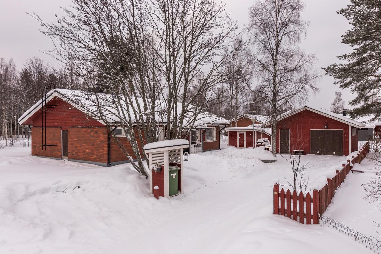Varastot Oulu