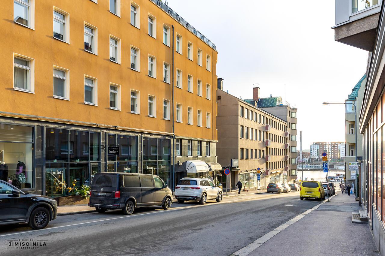 Aleksis Kiven Katu Tampere