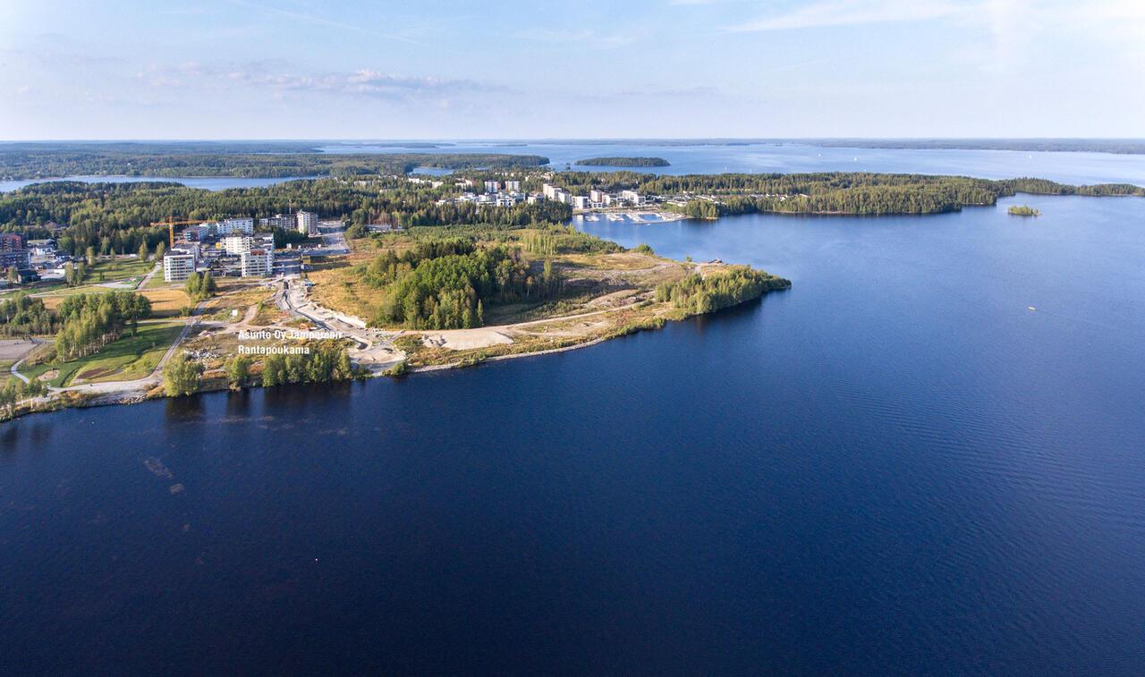 Myydaan Kerrostalo 4 Huonetta Tampere Niemenranta Raamikatu