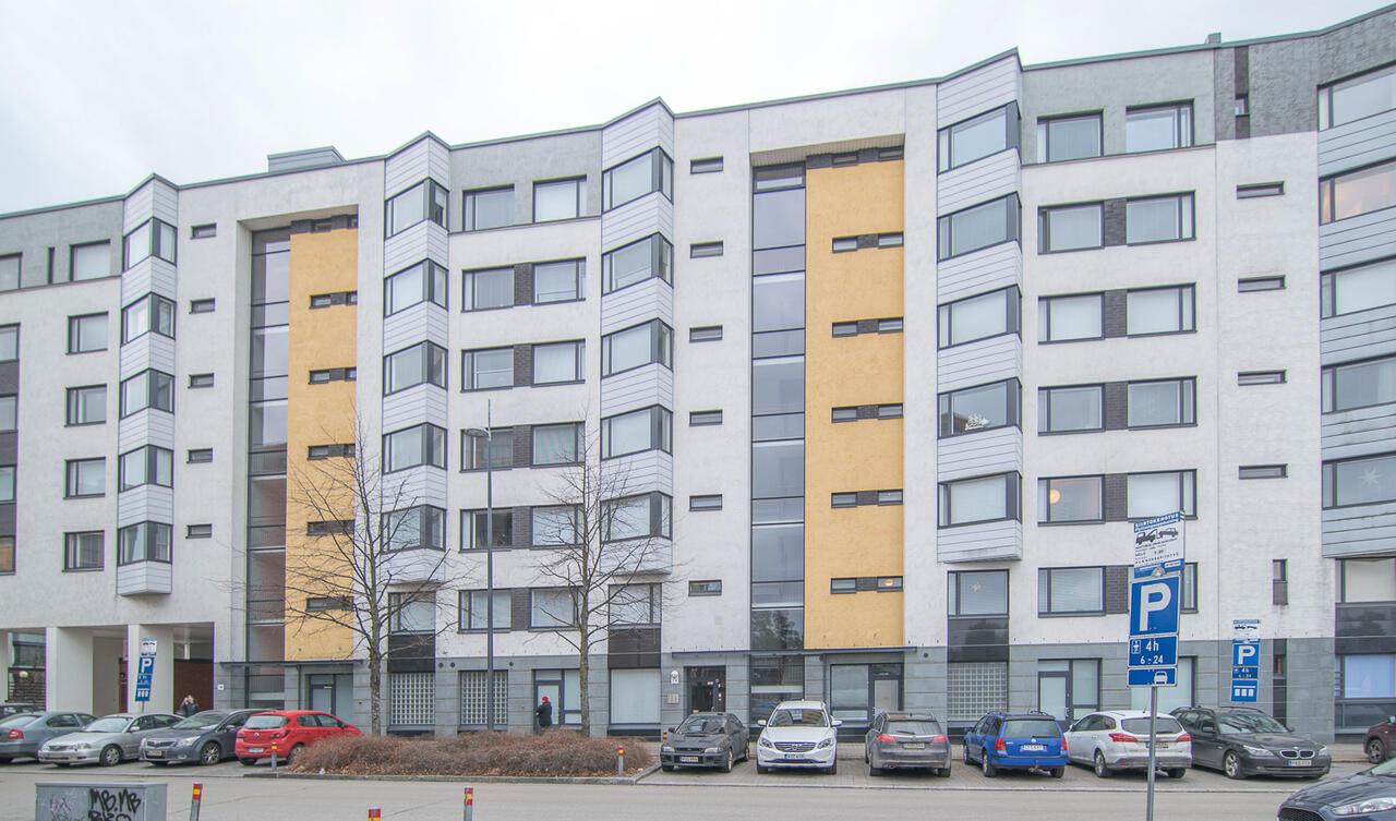 Myyntiturva Helsinki