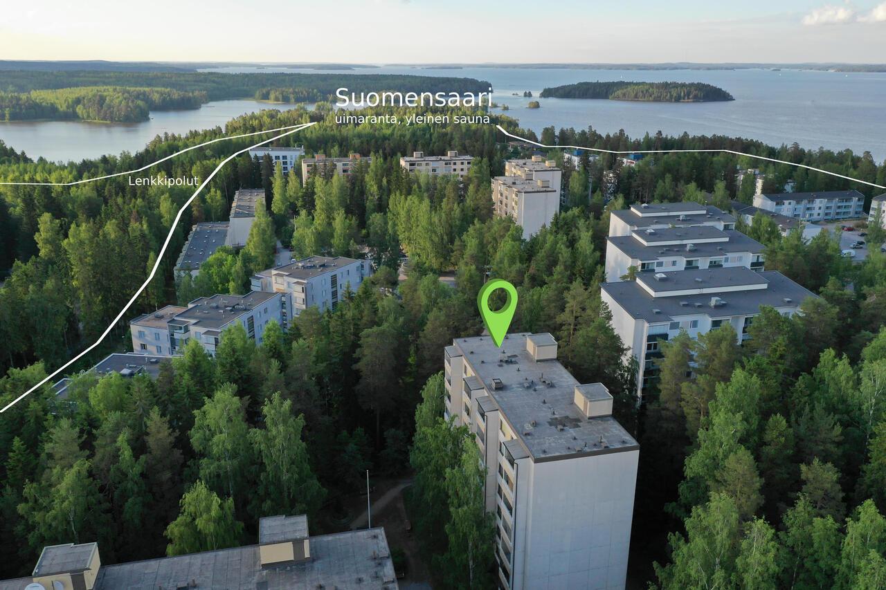 Tampere Lentävänniemi