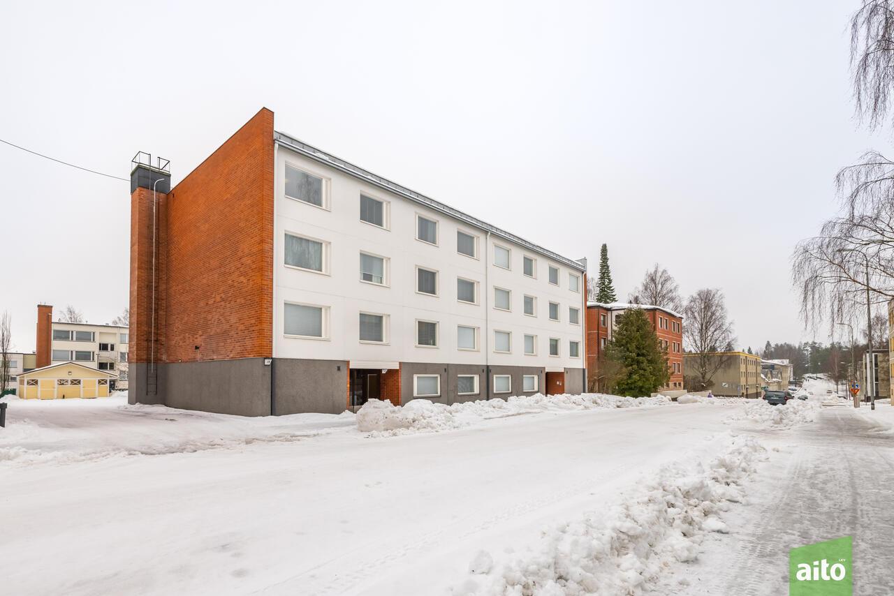 Myydään Asunto Mikkeli