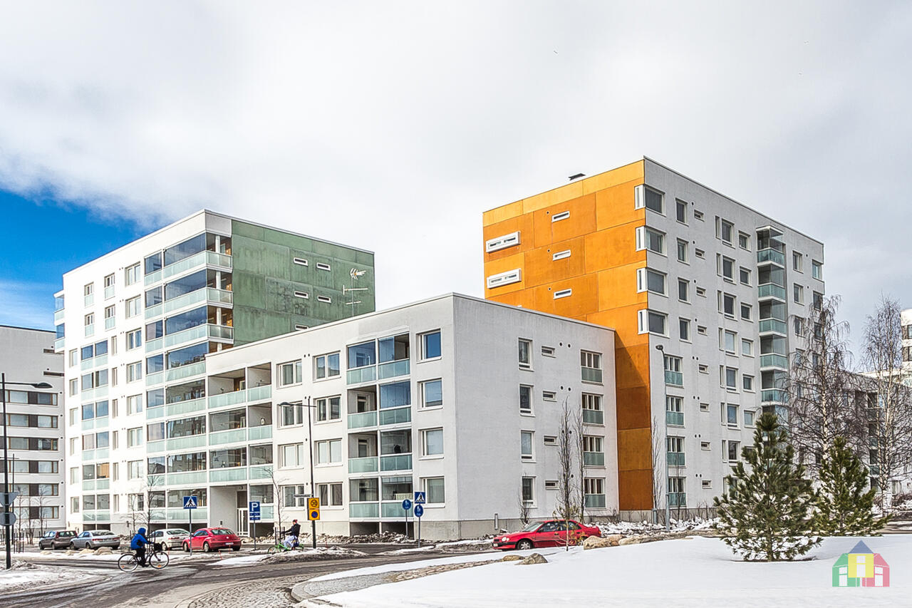 Pyöräreitit Oulu