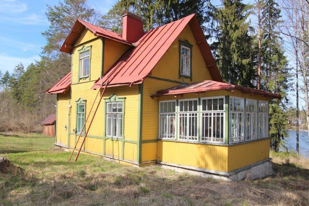 Myydään Mökki tai huvila 4 huonetta Savonlinna Punkaharju