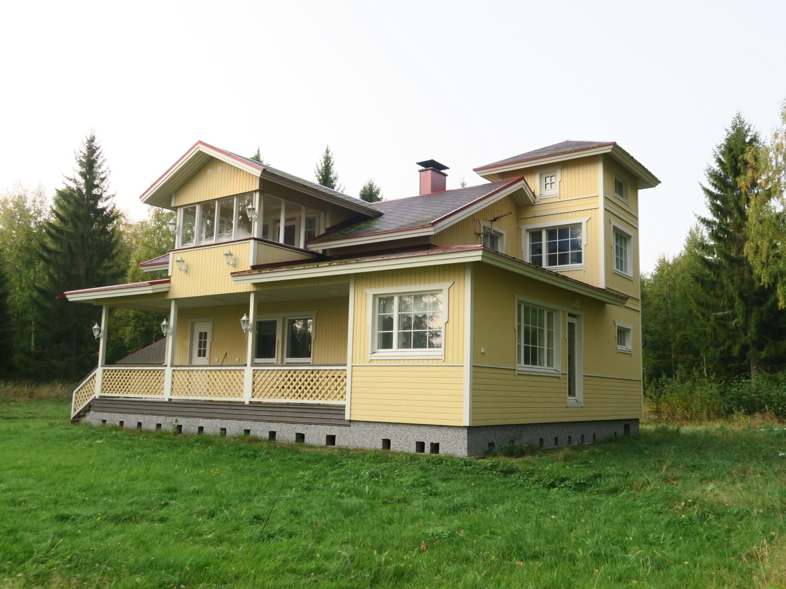 Etuovi Polvijärvi