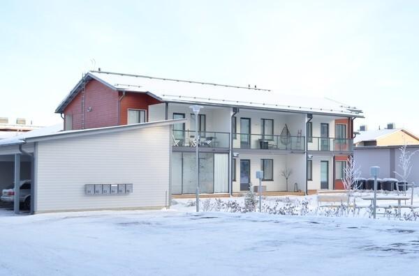 Myydaan Luhtitalo Kaksio Oulu Ritaharju Talatie 9 Etuovi Com