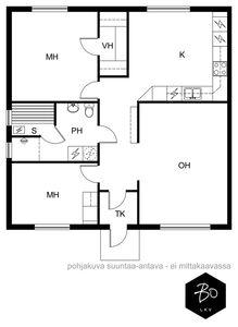 Myydaan Paritalo 3 Huonetta Porvoo Kerkkoo Runnintie 6
