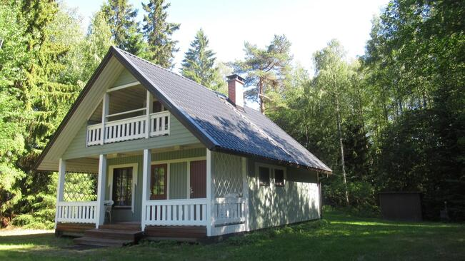 For Sale Cottage Or Villa 4 Rooms Pomarkku Isojarvi