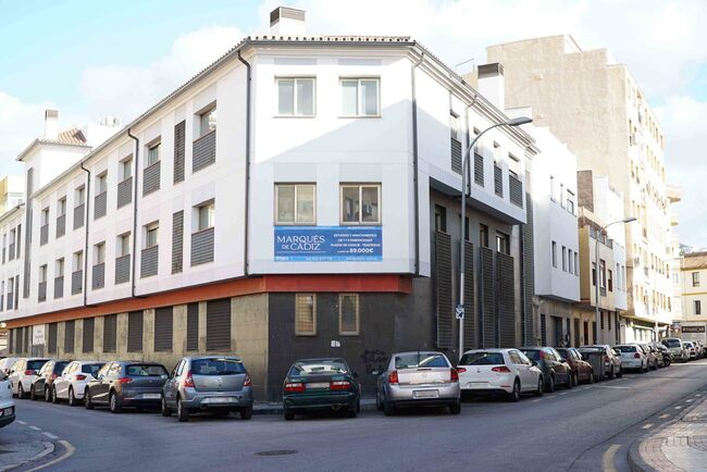 For Sale Apartment House 2 Rooms Malaga Malaga Marques De Cadiz