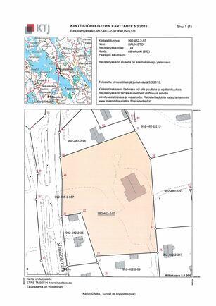 Myydaan Muut Aanekoski Sumiainen Savolankuja 9 Etuovi Com B44393