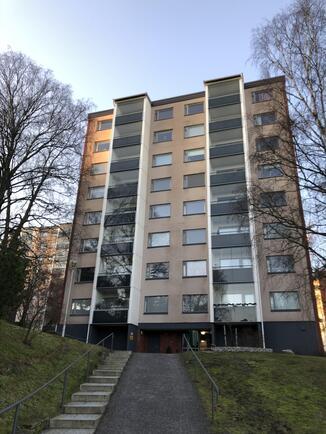 Myydaan Kerrostalo 4 Huonetta Turku Ilpoinen Lauklahteenkatu 6 C