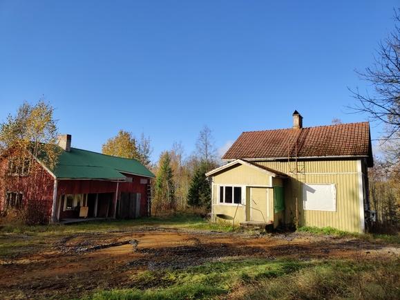 Myydaan Omakotitalo 3 Huonetta Siikainen Levasjoki Backantie 16