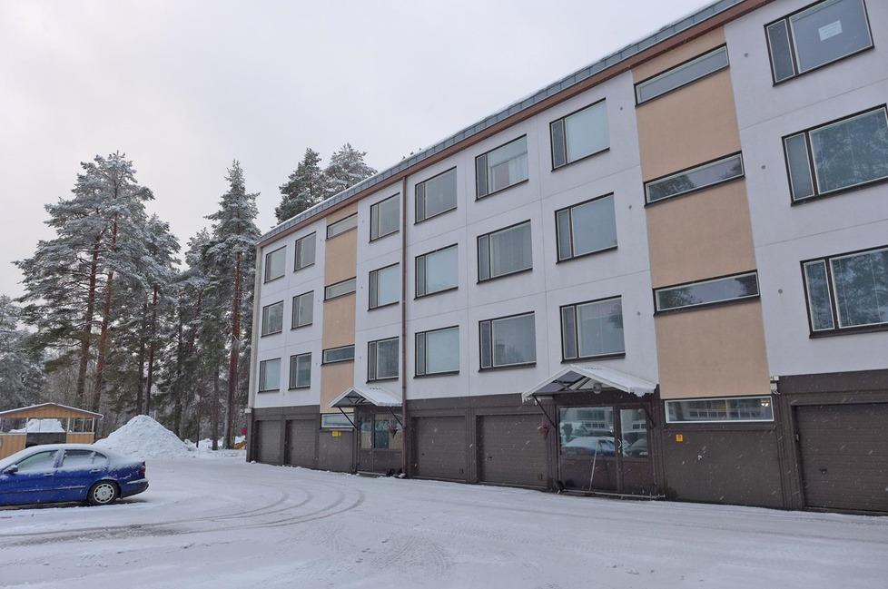 For Sale Apartment House 3 Rooms Kajaani Palokangas Sudenpolku