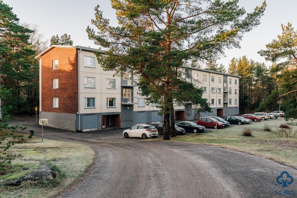 Myydaan Kerrostalo 3 Huonetta Turku Ilpoinen Lauklahteenkatu 8