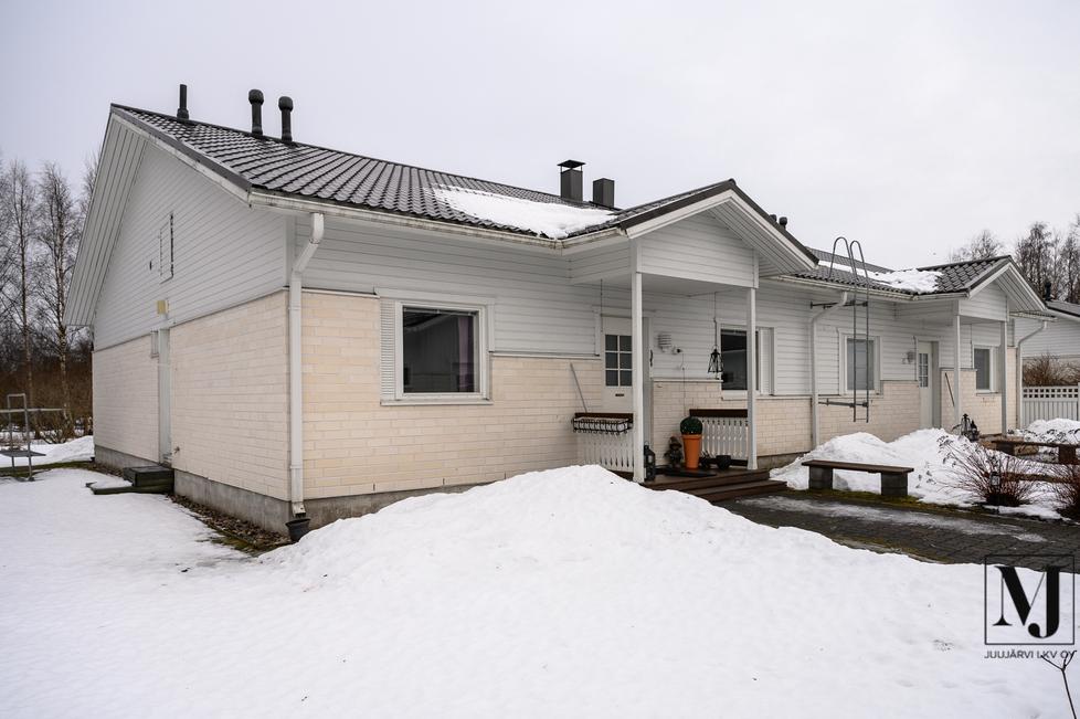 Myydaan Paritalo 4 Huonetta Oulu Herukka Pihlajanmarjatie 20 B