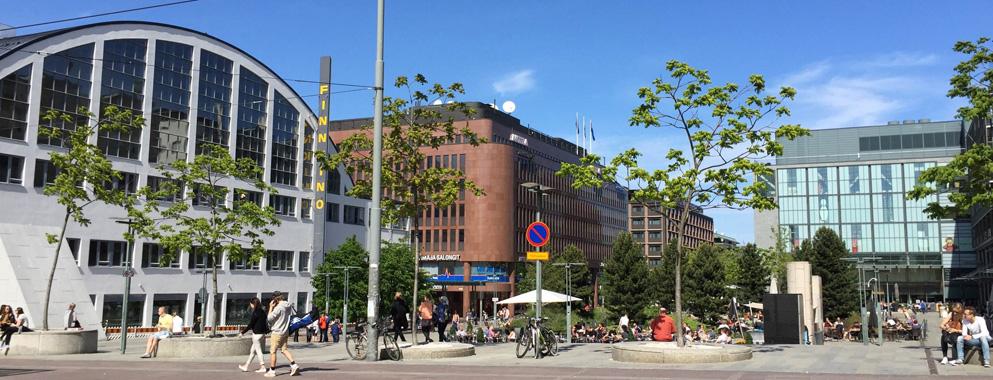 Kamppi Helsinki