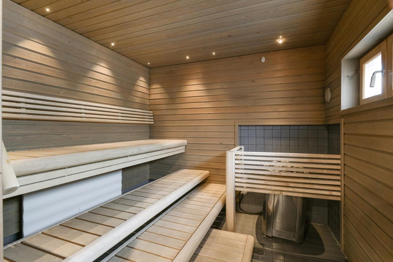 Taloyhtiön saunatila