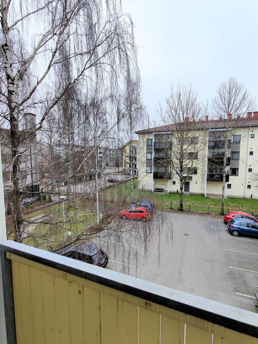Näkymä 3. kerroksesta