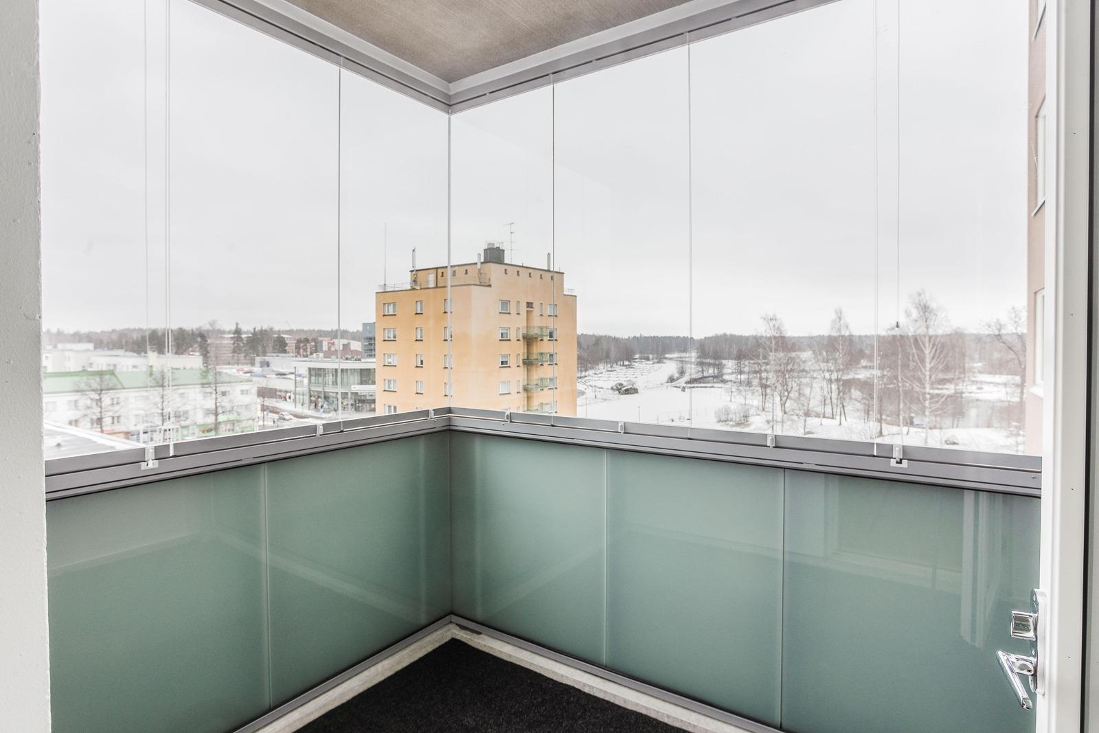 Kuva saman kokoisesta asunnosta A31