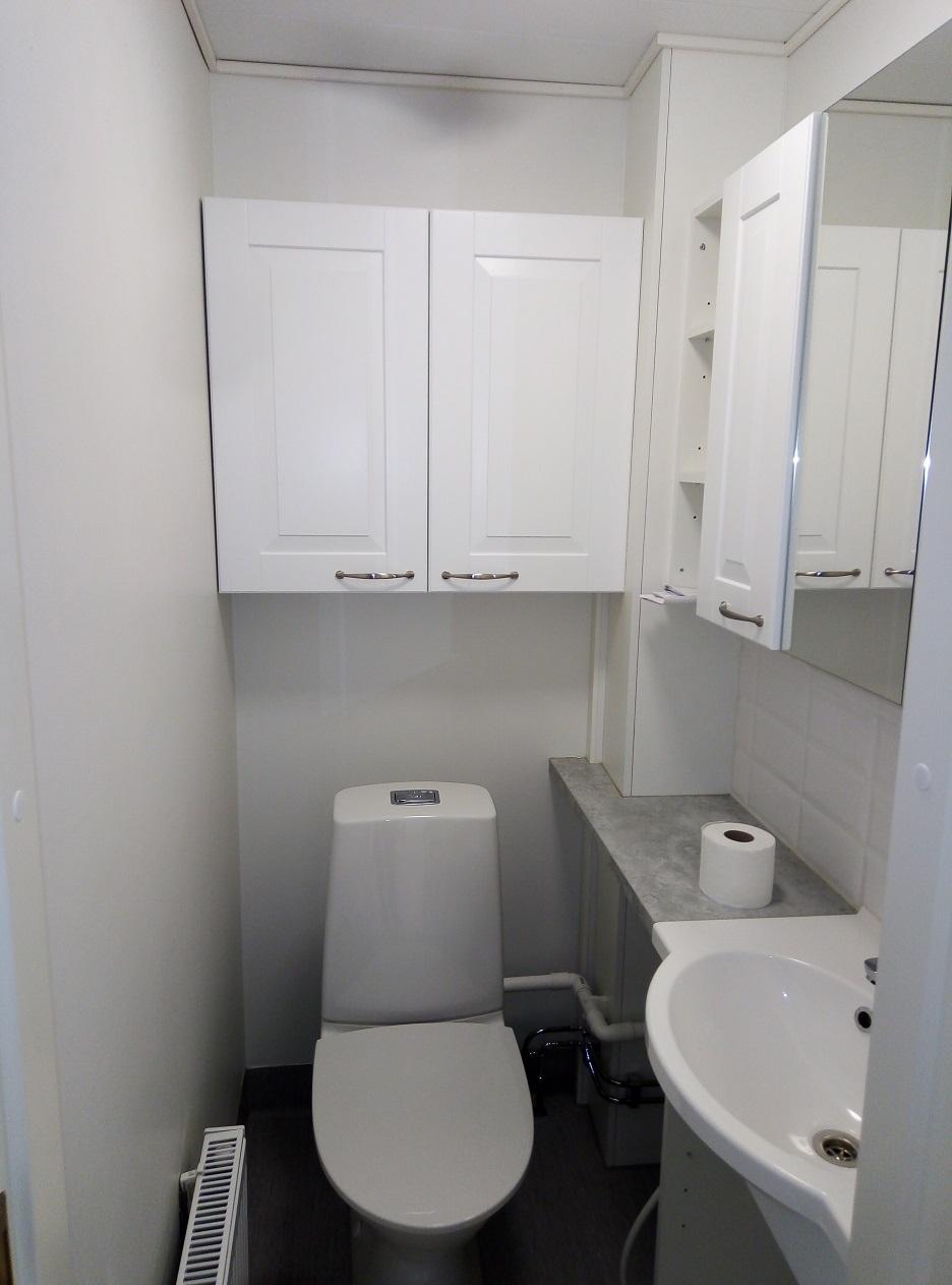 Asunnon wc
