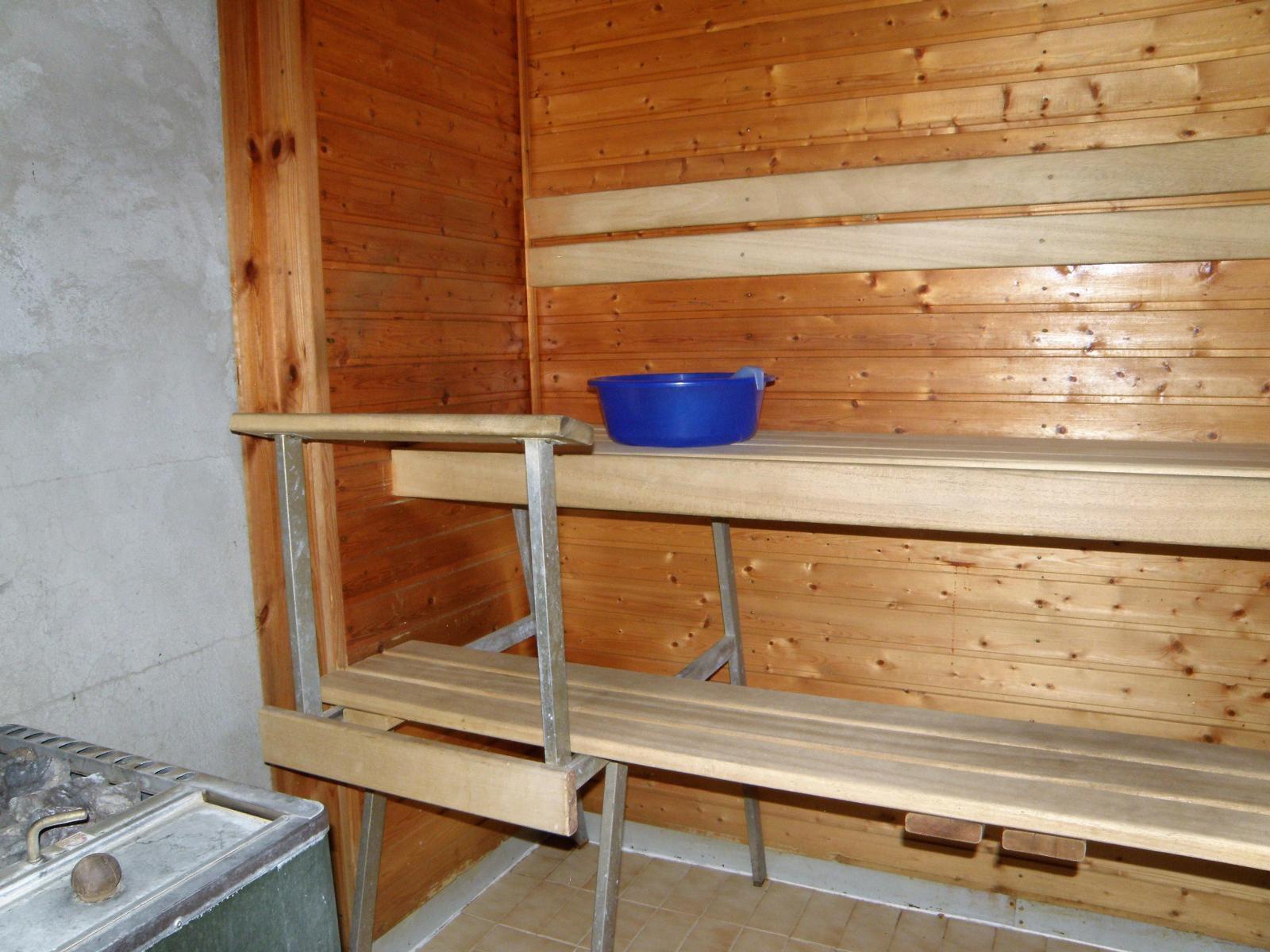 siisti sauna