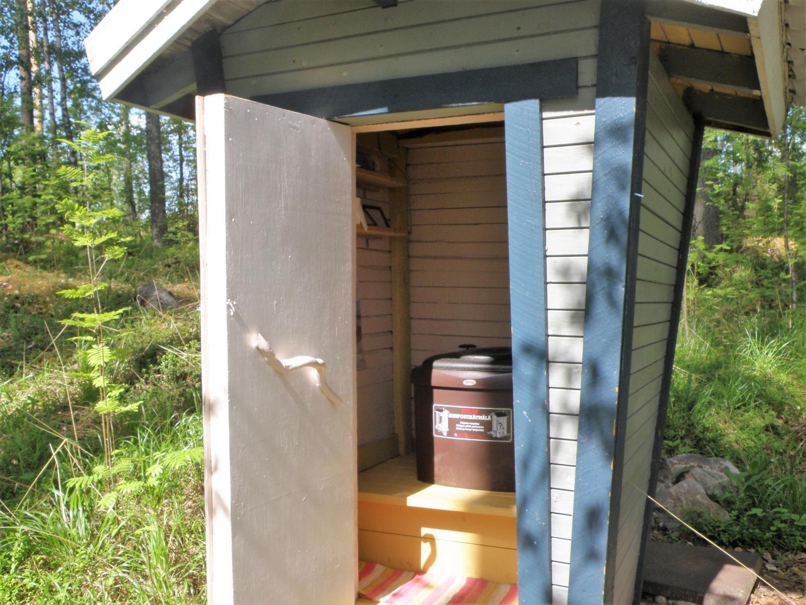 kompostikäymälä