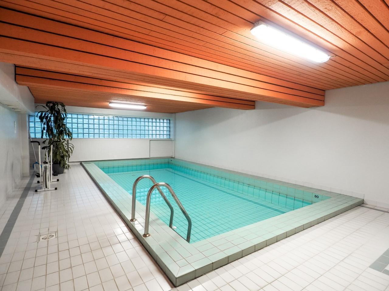 Taloyhtiön uima-allastila