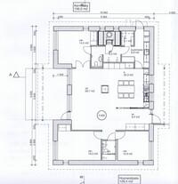 Päärakennuksen pohjakuva