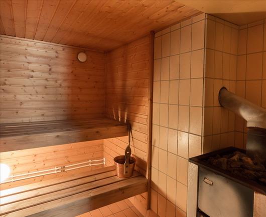 puulämm. sauna