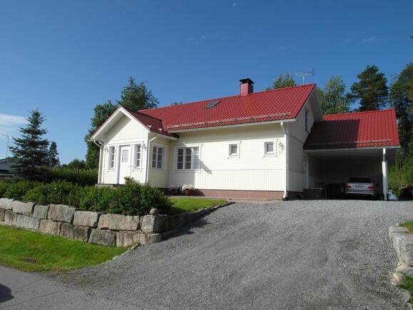 Kaunis koti Konkelotiellä etsii uusia asukkaita!