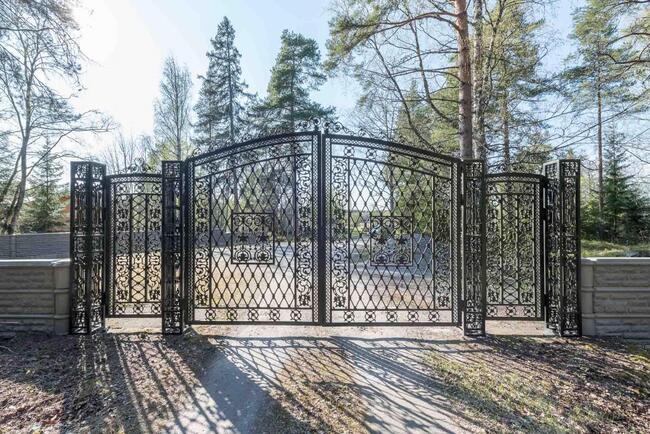 Tästä portista voisi olla käynti sinun uuteen...