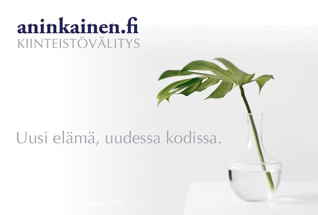 Sateenkaarentie 1 Lahti/Aninkainen.fi Kiinteistö...