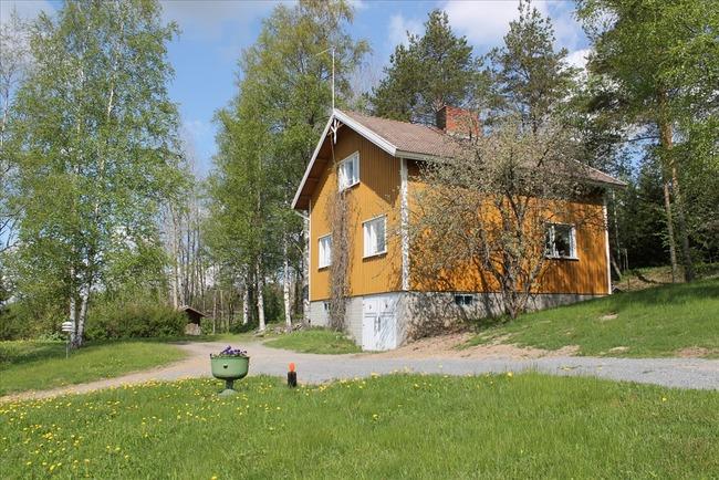 Talo takaa
