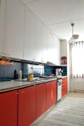 Huoneisto 1. keittiö
