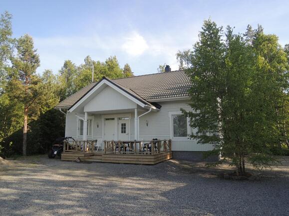 Julksivu talosta