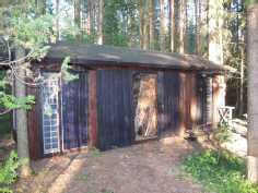 WC, puuliiteri ja kesähuone