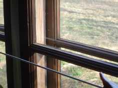 tuvan ikkuna yksityiskohta