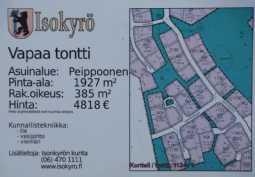 Kortteli 1134 tontti 1