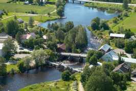 Pomarkun kirkonkylä