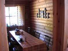 ruokasali, näkymä ovelta