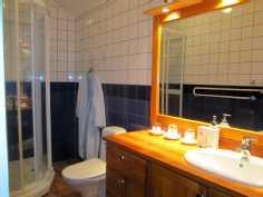 Ullakon pesuhuone-wc