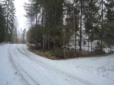 Auraus toimii hyvin talvella.