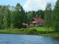 Rauhallinen ja kaunis asuinympäristö