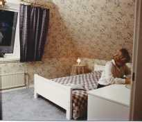Toinen makuuhuone 2-kerros