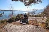 Myynti Lempnäsin saari