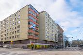 Myynti Helsinginkatu 18 B