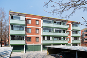 Myynti Korsholmanpuistikko 18